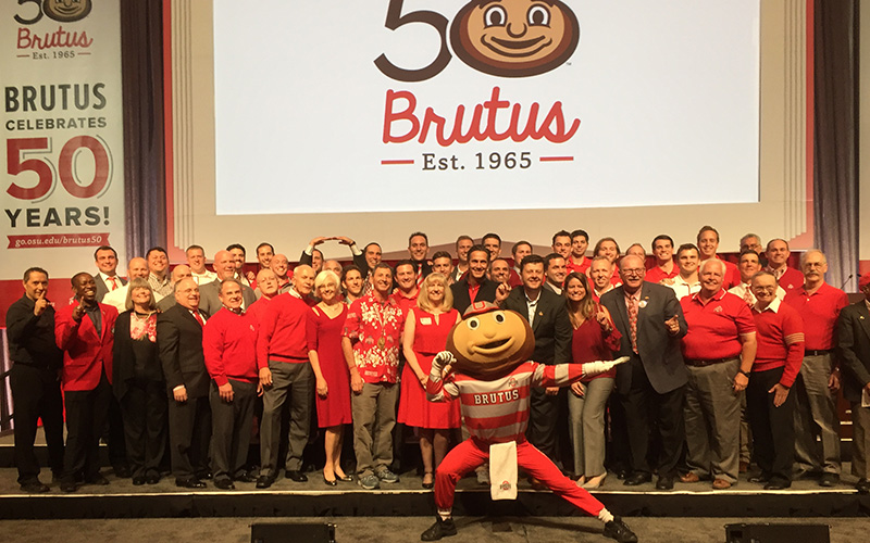Happy 50th Birthday, Brutus!