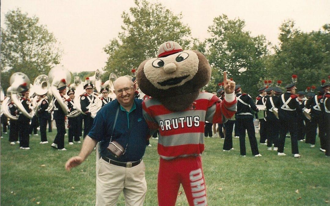 My Son was Brutus Buckeye: Doug Congrove, 1990-1992