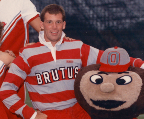 Flag Waving Brutus: Kyle McQuaid, 1987-89